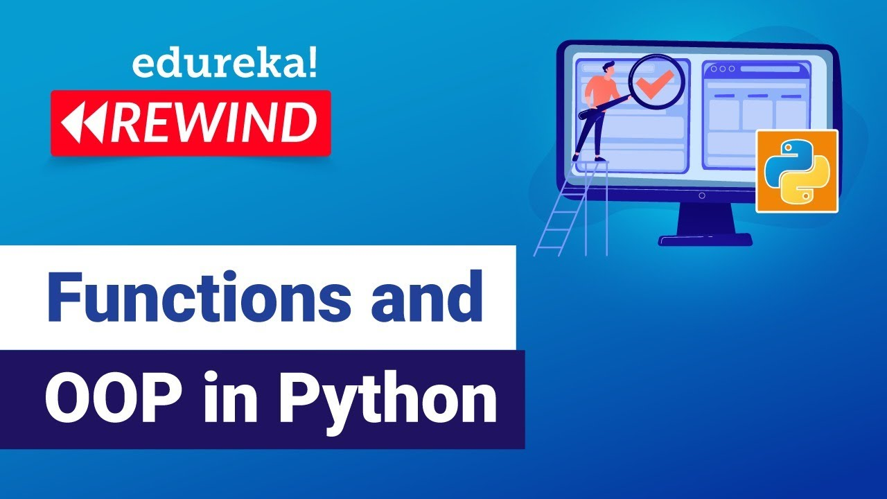 Functions and OOP in Python |  Functions in Python