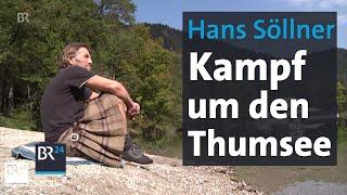 Liedermacher Hans Söllner wehrt sich gegen Thumsee-Verkauf bei Bad Reichenhall