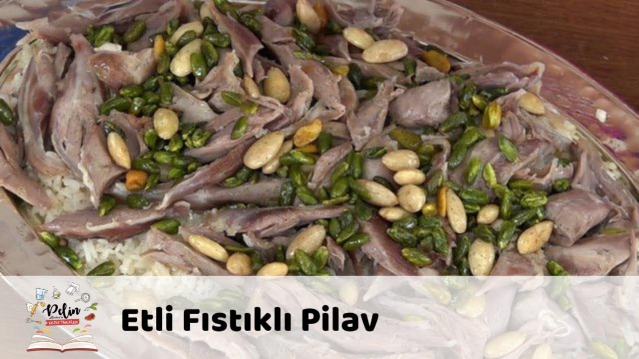 İç Pilav (Bademli Tavuklu) – Perde Pilavı 1. Bölüm