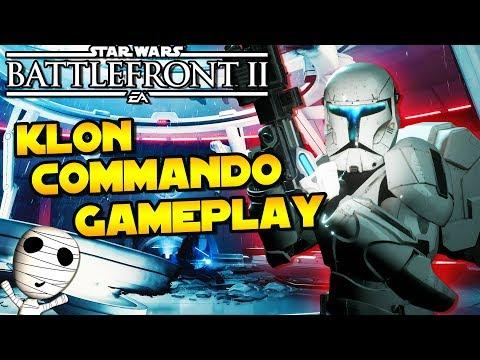 Erstes Clone Commando Gameplay - Neuer Koop-Modus Gameplay - Star Wars Battlefront 2 deutsch