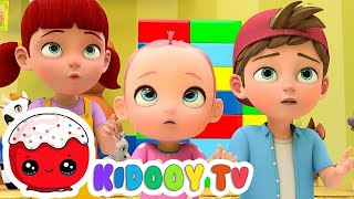 London Bridge Is Falling Down By KidooyTv Nursery Rhymes for Kids Children