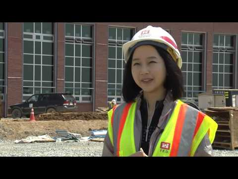 Army Corps of Engineers, Far East District Tour New Facilities at Camp Humphreys