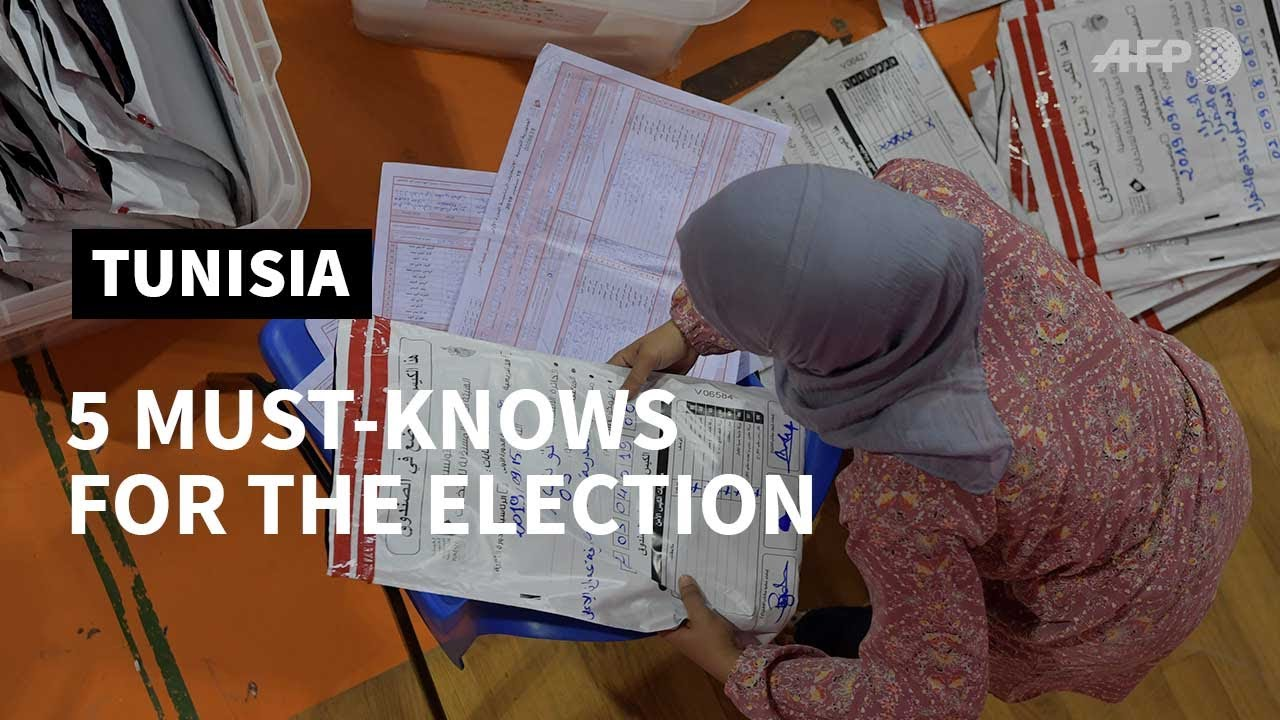 Tunisia: 5 things you need to know for the elections | AFP