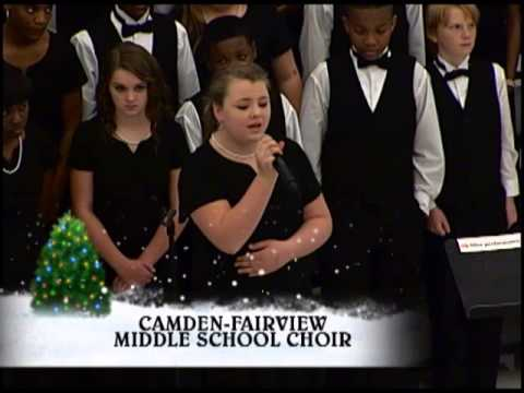 The Sounds of the Season - Camden Fairview Middle School