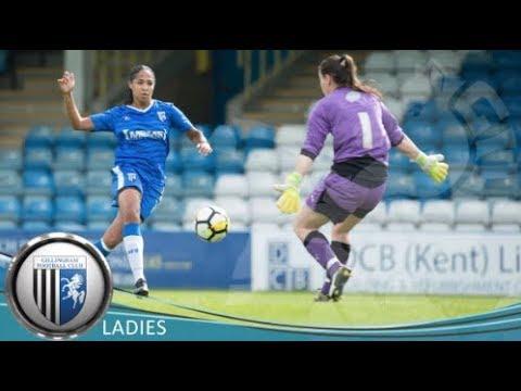 MATCH HIGHLIGHTS | Gillingham LFC v Swindon Town LFC FA Women's Premier League 17 September 17