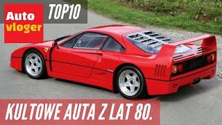 Top10 Kultowe Samochody Z Lat 80.