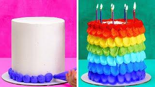 26 INCREDIBLE CAKE DECOR AND GLAZING HACKS
