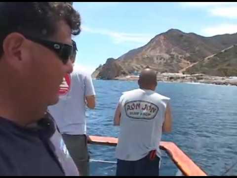 485 Freelance at Catalina Island | SPORT FISHING