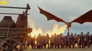 Trump Fire and Fury - Game of Thrones