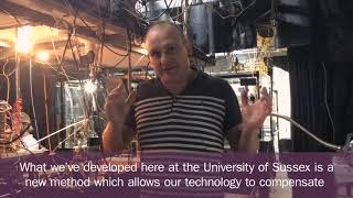 Prof Winfried Hensinger | Developing practical quantum computers