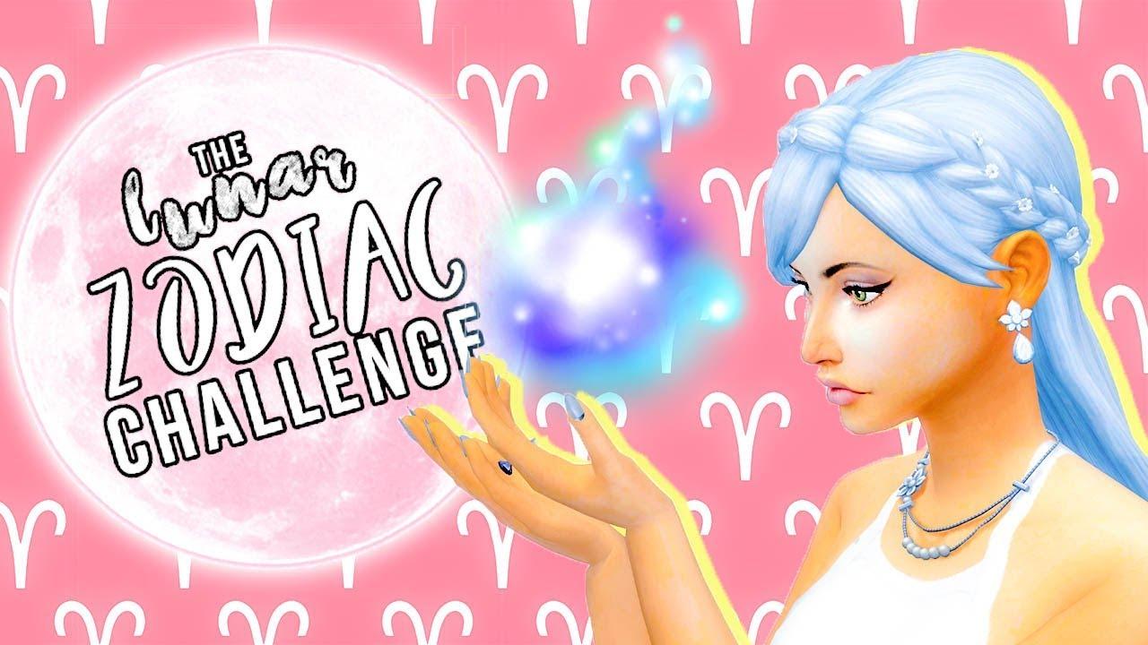 ☽ The Lunar Zodiac Challenge ☾ – Kozy Kale