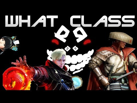 What Class to play ? Black Desert Online - 2018