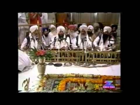 Kou Har Samaan Nahi Raja - Bhai Amrik Singh Zakhmi  - Live Sri Harmandir Sahib