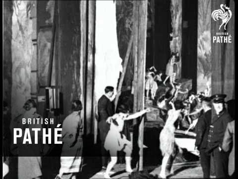 Backstage Scenes (1927)