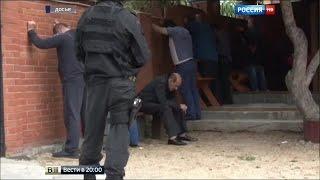 Воровская сходка провалилась в Екатеринбурге задержали 200 авторитетов