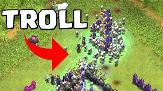 MAXED HEXEN TROLL! || CLASH OF CLANS || Let's Play CoC [Deutsch/German HD+]