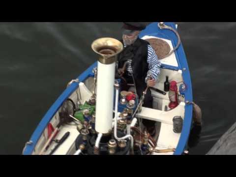 Steam Boats  'Nahla and Martha'