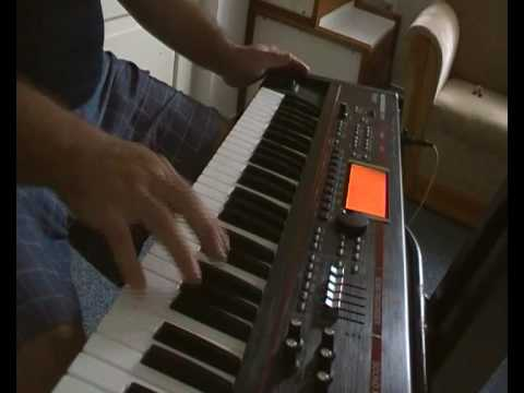 Keyboard solo on Juno G