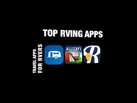 RV Apps  | Top RVing Apps