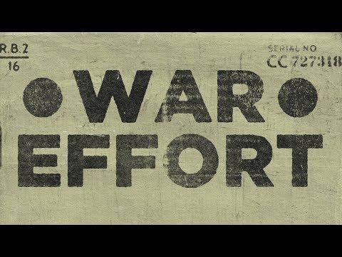 Peace (War Effort - Week 8) : Alive Wesleyan Church