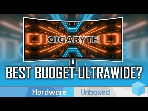 Gigabyte G34WQC Review, The $400 144Hz Ultrawide Monitor