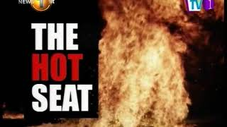 The Hot Seat - 01st February 2018