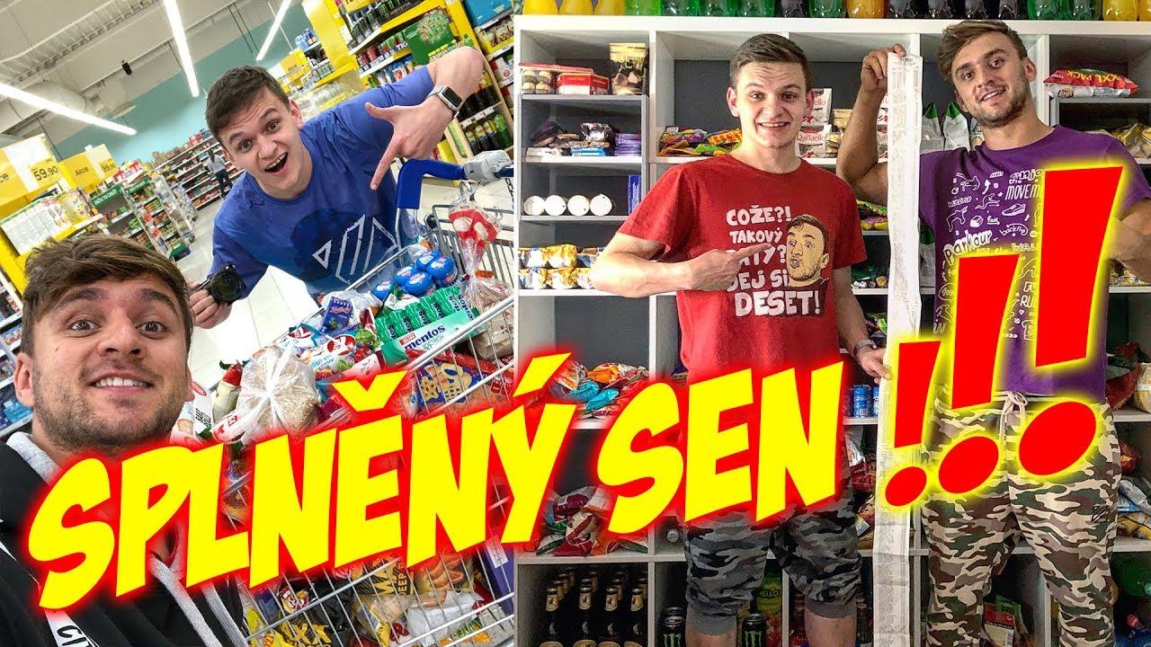 Utratil jsem všechny YouTube money! | Vlastní obchod v obýváku!