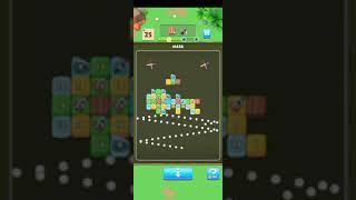 Brick Ball Blast - Level 25 - Gameplay - Best Way To Play screenshot 2