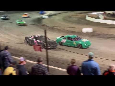 Bakersfield Speedway 03-09-19 Mini Main