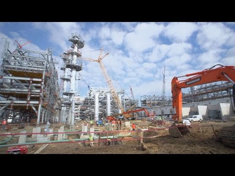 U.S. Gulf Coast Petrochemical Project Update - April 2016