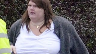 Obese Woman Kills A Man And Says She Is Too Fat To Go To Jail
