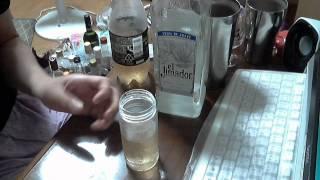 酒好きな俺の飲酒動画 part623 テキーラショットガン 【カクテル】