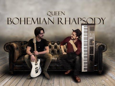 Bohemian Rhapsody (Queen) Guitar & Piano Cover by Tanguy Kerleroux feat. Galagomusic
