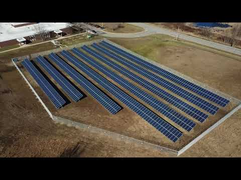 Niemann Elementary Solar Array