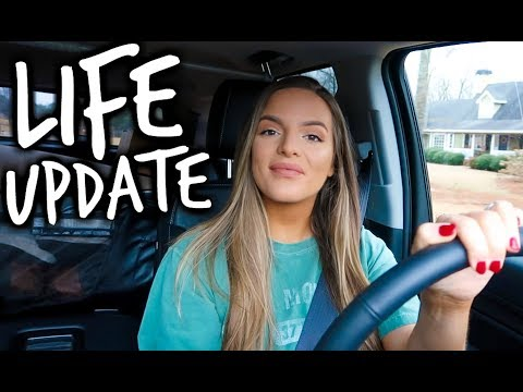 LIFE UPDATE! IM PREGNANT! Where I've Been & Answering Your Most Asked Questions! | Casey Holmes