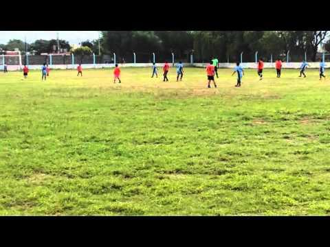 La cantera del club Unión Sportiva Recreo