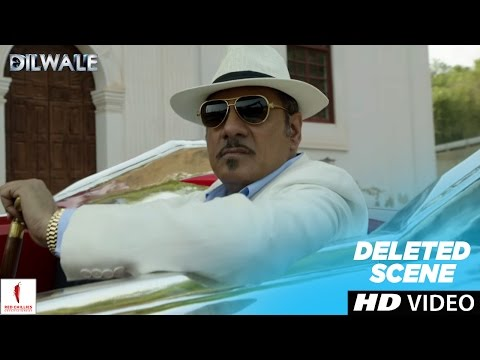 Dilwale | Deleted Scene | Vinod Khanna's Intro | Shah R ...