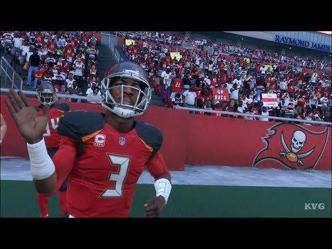Madden NFL 18 - Tampa Bay Buccaneers vs Denver Broncos - Gameplay (HD) [1080p60FPS]