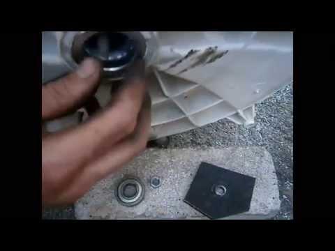 0 - Заміна підшипника на пральній машині Індезіт