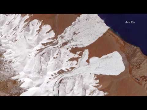 Unprecedented Ice Avalanches in Tibet & Eerie Blue Energy During Thunderstorm (394)
