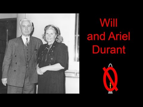Will & Ariel Durant | Historians who changed History
