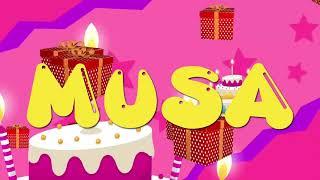 İyi ki doğdun MUSA - İsme Özel Roman Havası Doğum Günü Şarkısı (FULL VERSİYON)