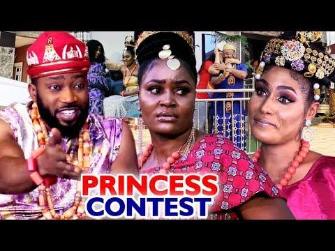 "Download Princess Contest Season 3&4 - NEW MOVIE"" Chizzy Alichi 2020 Latest Nigerian Movie"