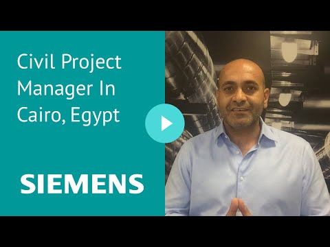 Civil Project Manager In Cairo, Egypt