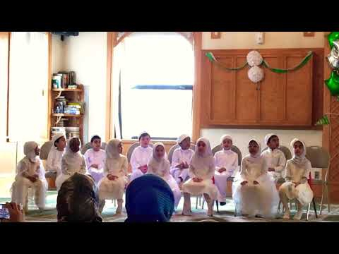 As salaamu alayka Ya Rasool Allah: A Day with my Prophet (S A W) by KG  students of An-Noor Academy