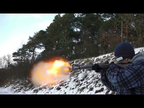 Mauser 98k Black Powder Load