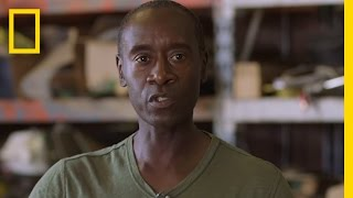 Don Cheadle Visits Central Valley | Years of Living Dangerously