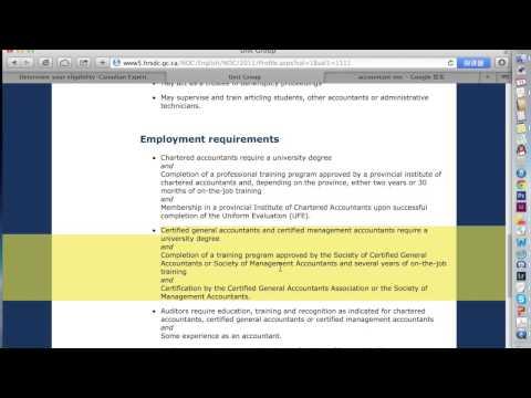 2013年11月9日 加拿大经验类移民CEC政策更新
