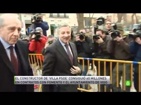 José Blanco López trama de corrupción en galicia