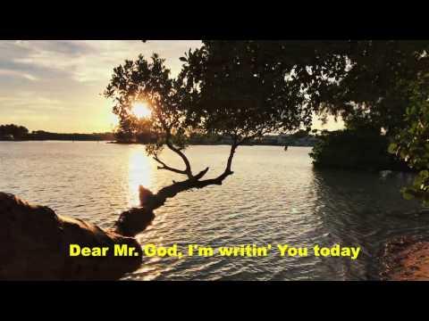 Dear Mr God